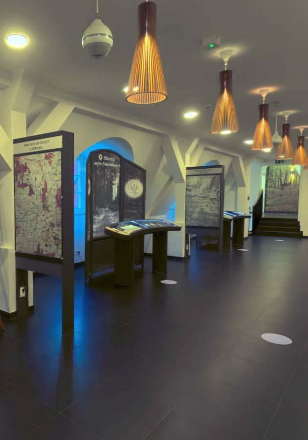 Wirtualny spacer Centrum Promocji Lasów Państwowych